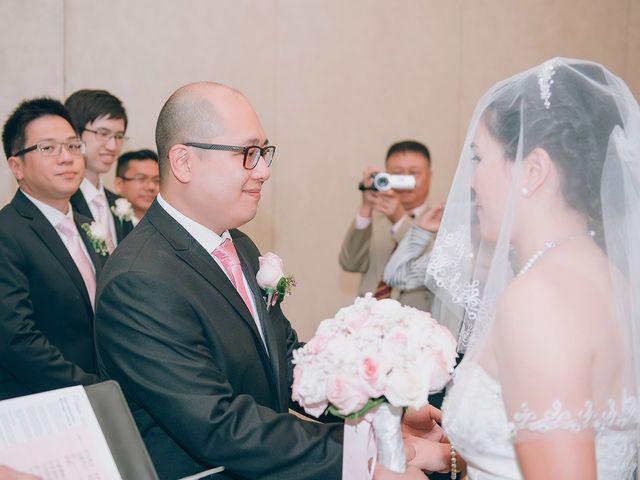 Allen and Vicky's wedding in Toronto, Ontario 41