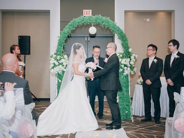 Allen and Vicky's wedding in Toronto, Ontario 42