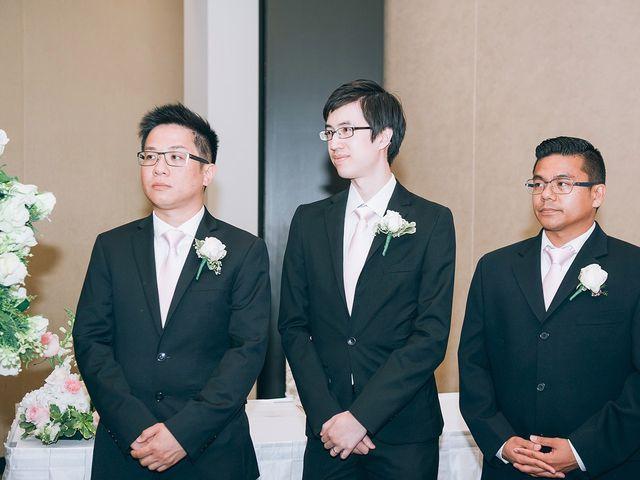 Allen and Vicky's wedding in Toronto, Ontario 44