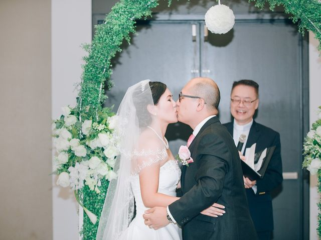 Allen and Vicky's wedding in Toronto, Ontario 45