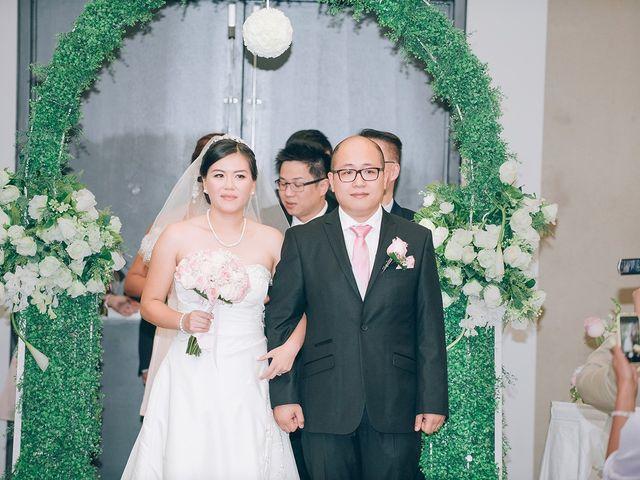 Allen and Vicky's wedding in Toronto, Ontario 46