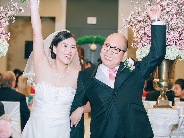 Allen and Vicky's wedding in Toronto, Ontario 47