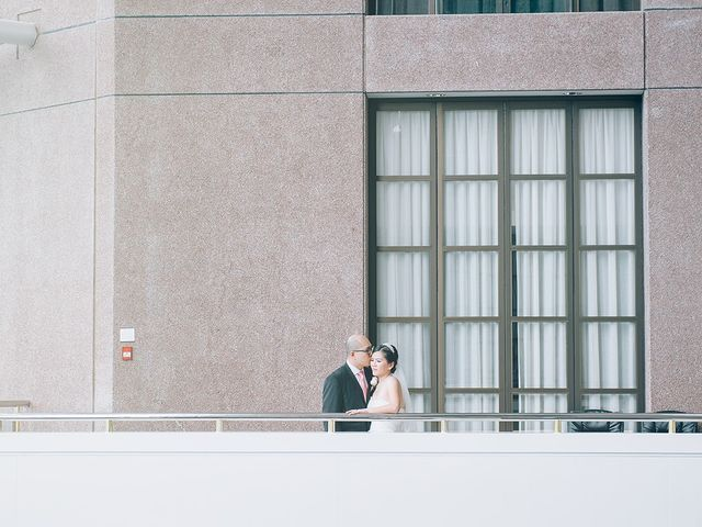 Allen and Vicky's wedding in Toronto, Ontario 49