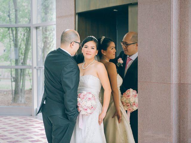 Allen and Vicky's wedding in Toronto, Ontario 52