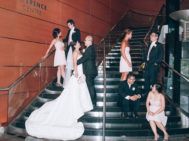 Allen and Vicky's wedding in Toronto, Ontario 53