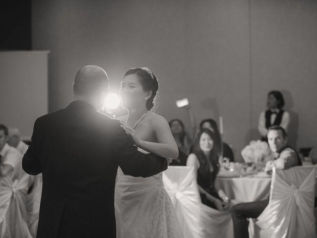 Allen and Vicky's wedding in Toronto, Ontario 56