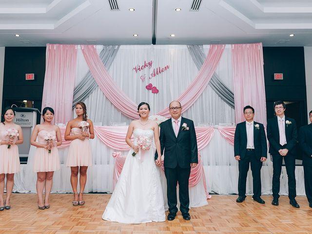 Allen and Vicky's wedding in Toronto, Ontario 57