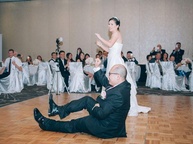 Allen and Vicky's wedding in Toronto, Ontario 58