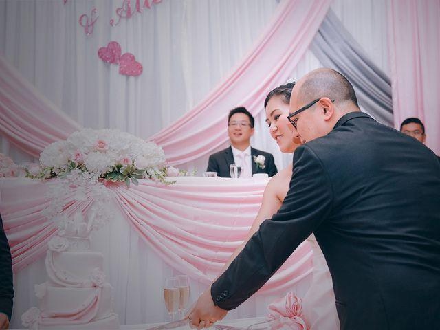 Allen and Vicky's wedding in Toronto, Ontario 59