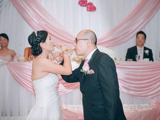 Allen and Vicky's wedding in Toronto, Ontario 60