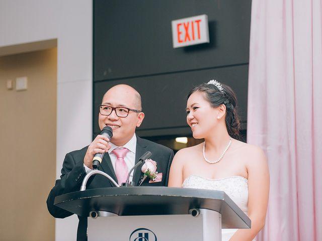 Allen and Vicky's wedding in Toronto, Ontario 61