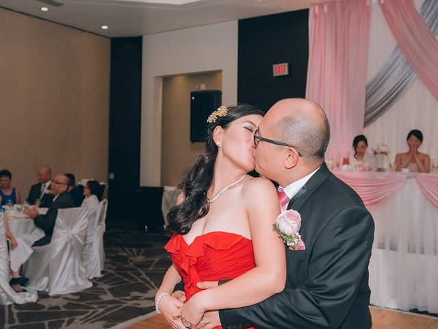 Allen and Vicky's wedding in Toronto, Ontario 62