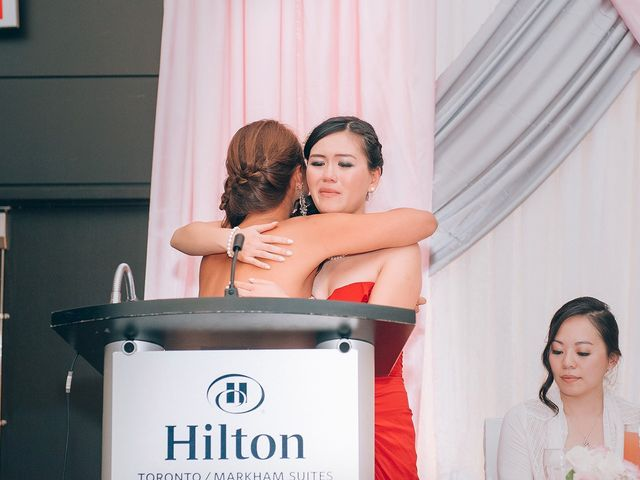 Allen and Vicky's wedding in Toronto, Ontario 63