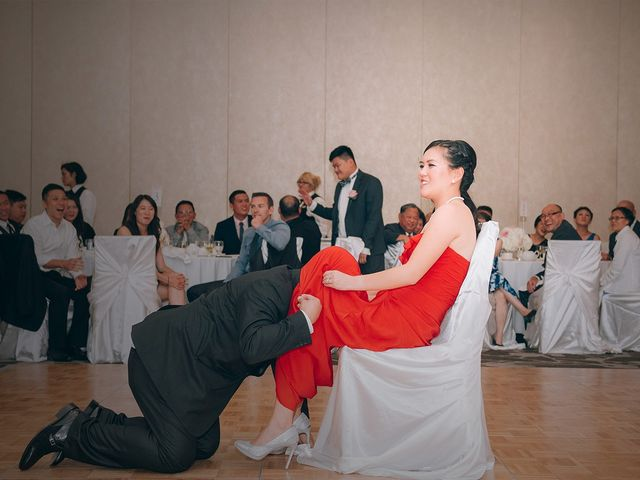 Allen and Vicky's wedding in Toronto, Ontario 64