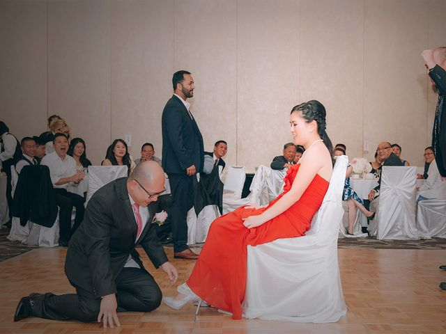 Allen and Vicky's wedding in Toronto, Ontario 65