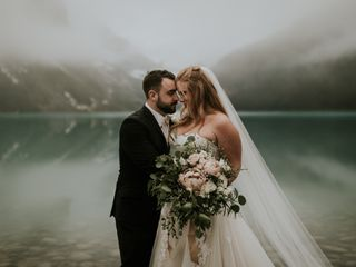 The wedding of Karen and Kevin