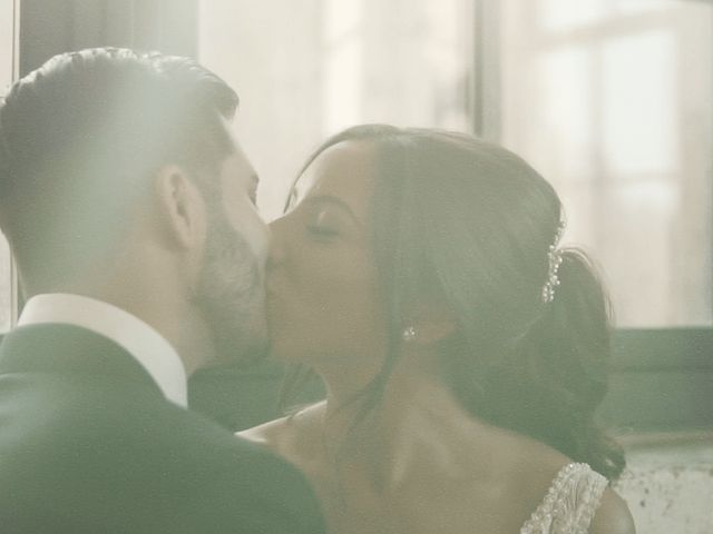 Daniel and Andrea's wedding in Elora, Ontario 5