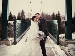 The wedding of Dan and Krystal