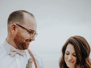 The wedding of Amanda and Bob 1