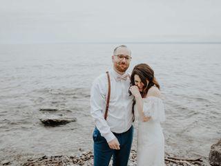 The wedding of Amanda and Bob 2