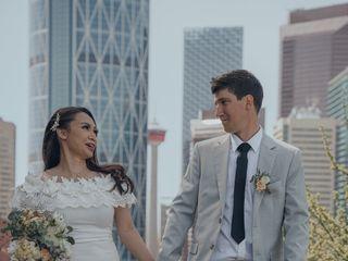 The wedding of Aira and Bogdan 3