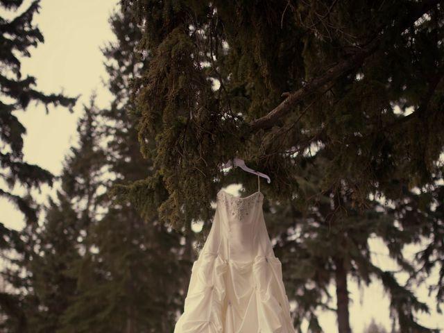 Krystal and Dan's wedding in Edmonton, Alberta 4