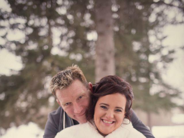 Krystal and Dan's wedding in Edmonton, Alberta 10