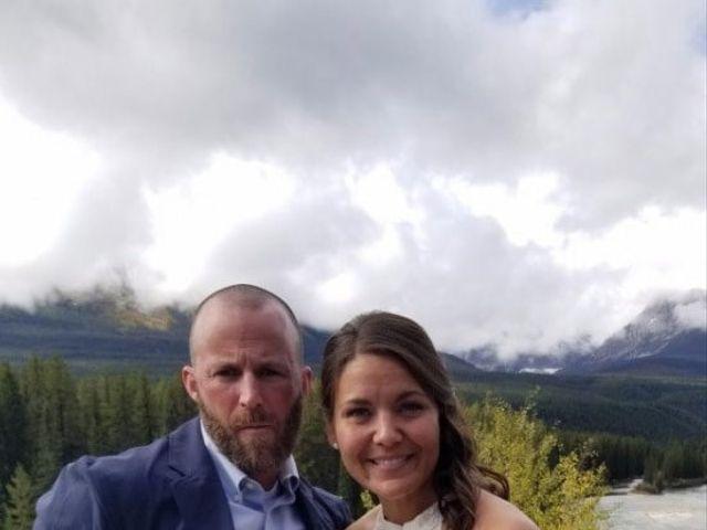 Jamie and Rachel's wedding in Canmore, Alberta 8