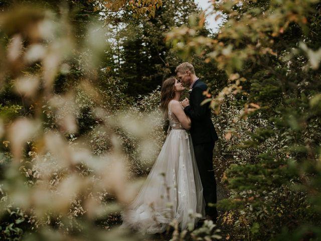 Fraser and Taylor's wedding in Kananaskis, Alberta 23