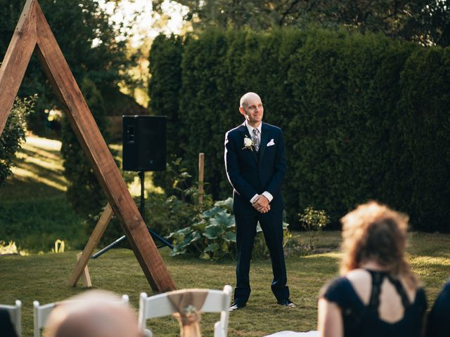 Stephanie and Joshua's wedding in Vancouver, British Columbia 2