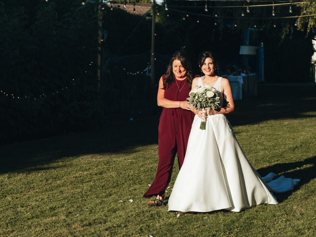 Stephanie and Joshua's wedding in Vancouver, British Columbia 4
