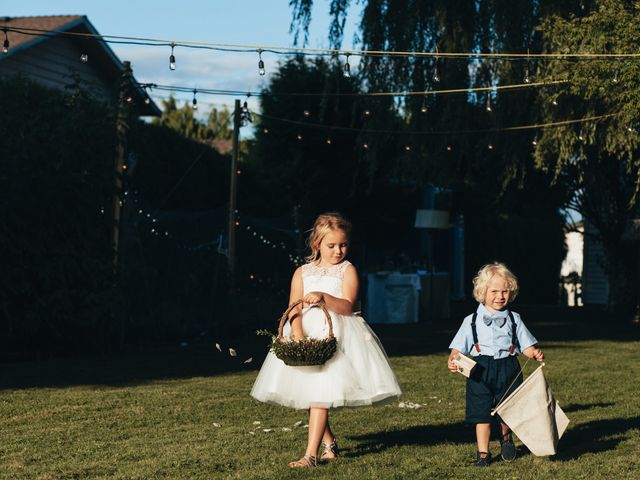 Stephanie and Joshua's wedding in Vancouver, British Columbia 6