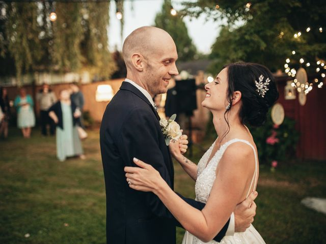 Stephanie and Joshua's wedding in Vancouver, British Columbia 21