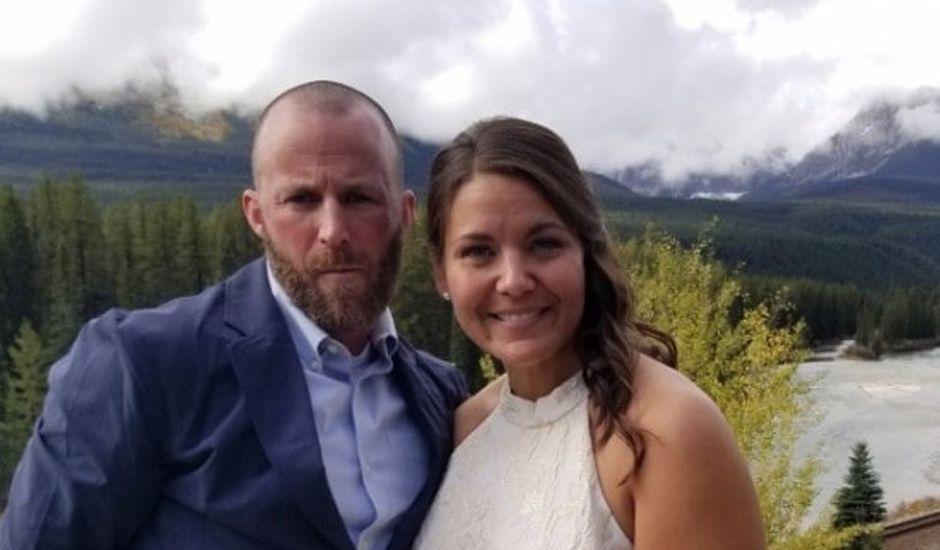 Jamie and Rachel's wedding in Canmore, Alberta