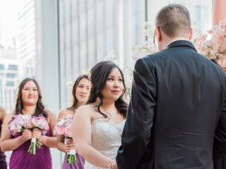 Matthew and Karen's wedding in Toronto, Ontario 10