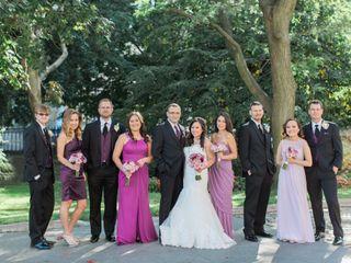 Matthew and Karen's wedding in Toronto, Ontario 16