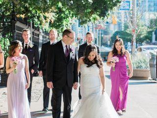 Matthew and Karen's wedding in Toronto, Ontario 17