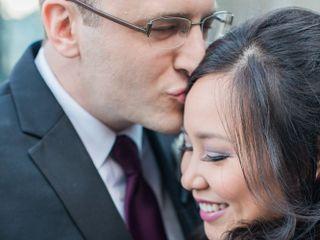 Matthew and Karen's wedding in Toronto, Ontario 19