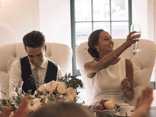 The wedding of Mark and Tina 3