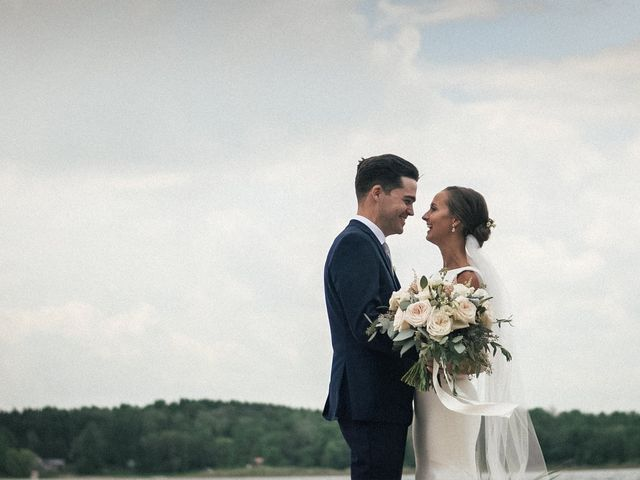 Tina and Mark's wedding in St Jacobs, Ontario 3