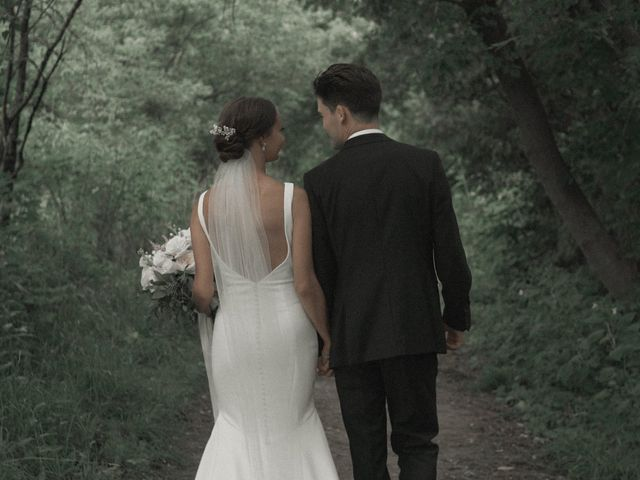 Tina and Mark's wedding in St Jacobs, Ontario 1