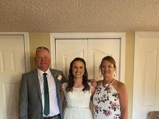 The wedding of Rachel and Matt 1
