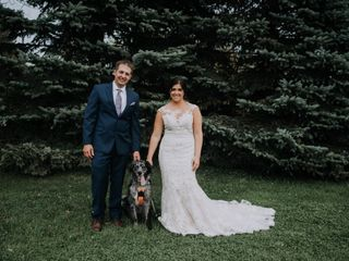 The wedding of Nikki and Darcy 2