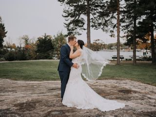 The wedding of Nikki and Darcy 3