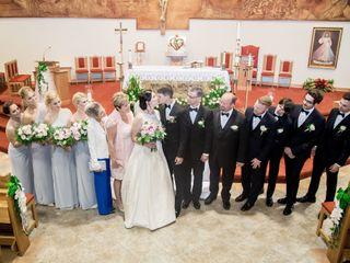 The wedding of Eva and Arthur 1