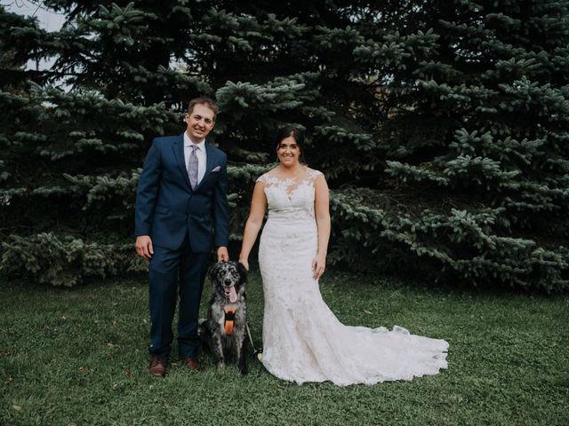 Darcy and Nikki's wedding in Port Severn, Ontario 3