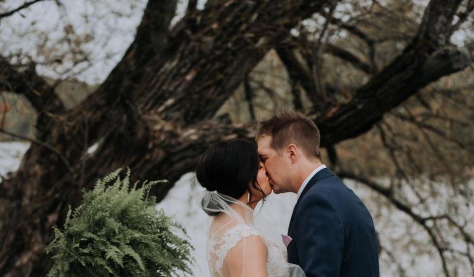 Darcy and Nikki's wedding in Port Severn, Ontario