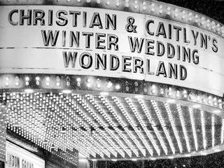The wedding of Caitlyn and Christian 2
