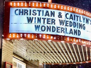 The wedding of Caitlyn and Christian 3