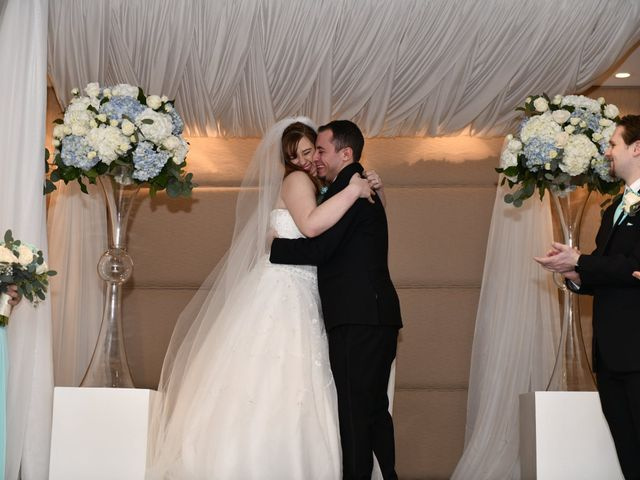 The wedding of Caitlyn and Christian